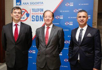 """Axa'dan """"Telefon Kazasına Son"""" kampanyası"""